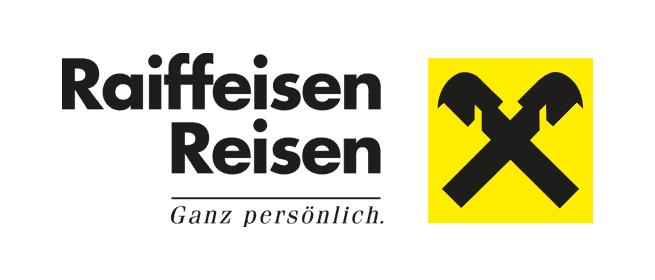 Bildergebnis für Raiffeisen Reisen logo